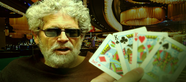 Arnold Snyder - poker champion