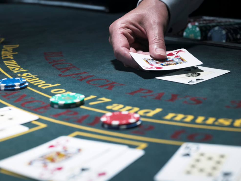 how online blackjack works - casino games online