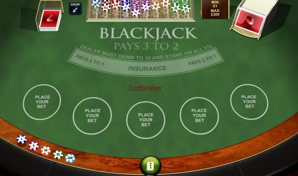 Single VS Multi-Hand Blackjack Games