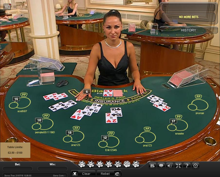 Count Cards Online - Blackjack Guide