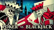The Main Differences Between Blackjack and Poker